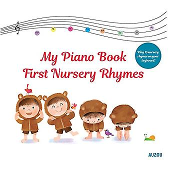 My Piano Book - Nursery Rhymes by S. Braun - 9782733861936 Book