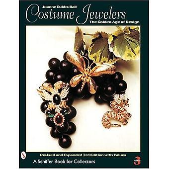 Kostüm Juweliere: Das goldene Zeitalter des Designs (Schiffer Buch für Sammler)