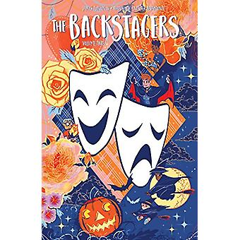 The Backstagers Vol. 3 by James Tynion IV - 9781684153329 Book