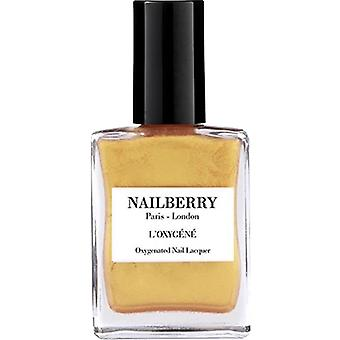 NailBerry Juicy 2020 Oxygenated Nail Lacquer Collection - Golden Hour 15ml