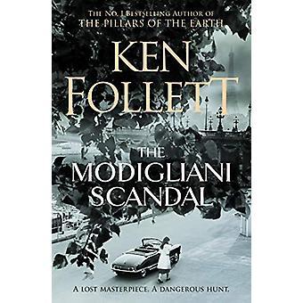 The Modigliani Scandal by Ken Follett - 9781509860005 Book