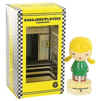 Harajuku Lovers Wicked Style G Eau De Toilette Spray By Gwen Stefani 0.33 oz Eau De Toilette Spray