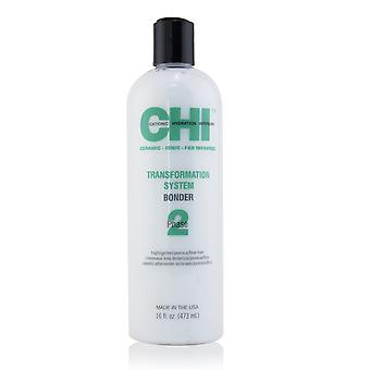 Transformation system phase 2   bonder formula c (for highlighted/porous/fine hair) 473ml/16oz