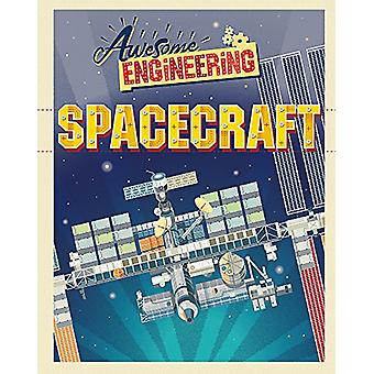 Awesome Engineering - Spacecraft by Sally Spray - 9781445155340 Book
