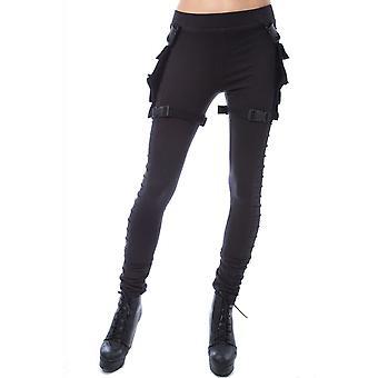 Chemical Black Xanthe Leggings