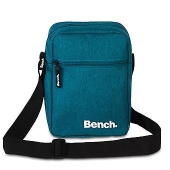 Bench Classic shoulder bag 23 cm, teal