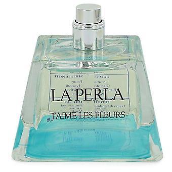 La Perla J'aime Les Fleurs Eau De Toilette Spray (Tester) By La Perla 3.3 oz Eau De Toilette Spray