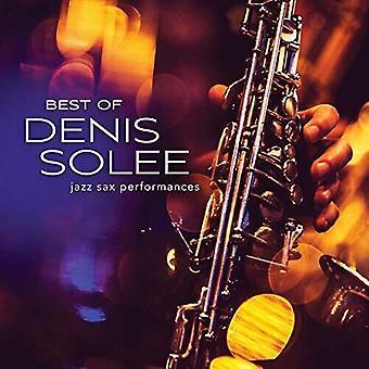 Best Of Denis Solee [CD] USA import