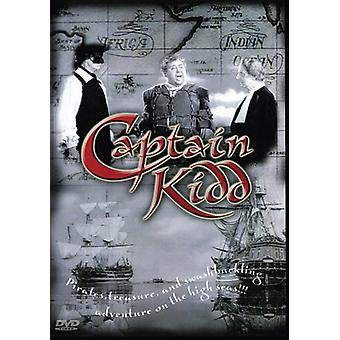 Captain Kid [DVD] USA import