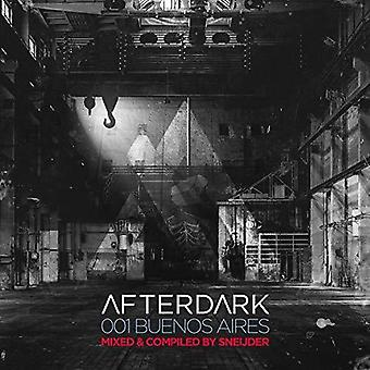 Afterdark 001 Buenos Aires [CD] USA import