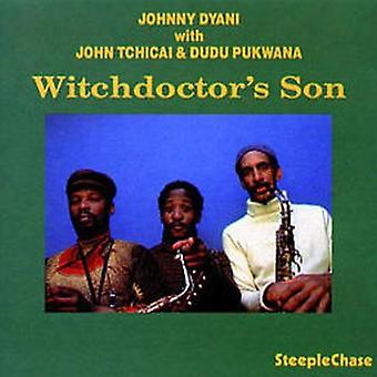 Johnny Dyani - Witchdoctor's Son [CD] USA import