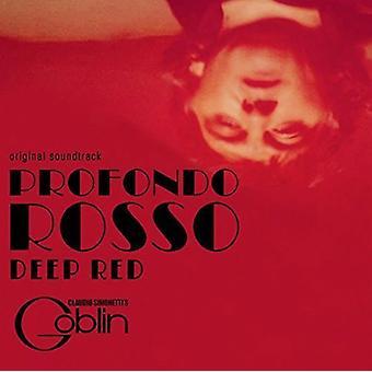 Claudio Simonetti's Goblin - Claudio Simonettis Goblin-Deep Red/Pr [CD] USA import