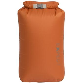 Exped Fold Drybag Classic 8L Terracotta (Médio) -