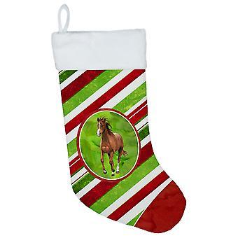 Hevonen tikkukaramelli Holiday joulua joulusukka