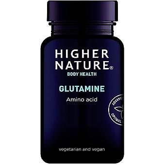 Cápsulas vegetais de glutamina de natureza superior 90 (GLC090)