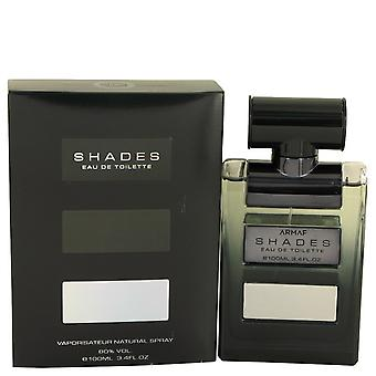Armaf Shades by Armaf Eau De Toilette Spray 3.4 oz / 100 ml (Men)