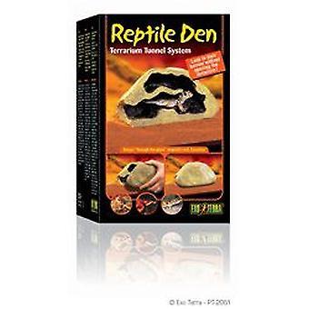 Exo Terra Exo Terra Reptile Den With Magnet Shelter - Small