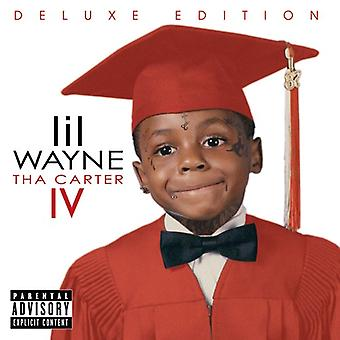 Lil Wayne - Tha Carter IV -Deluxe Edition [CD] USA import