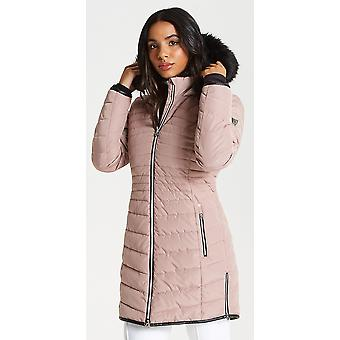 Dare 2B Women's Striking Waterproof Jacket Pink