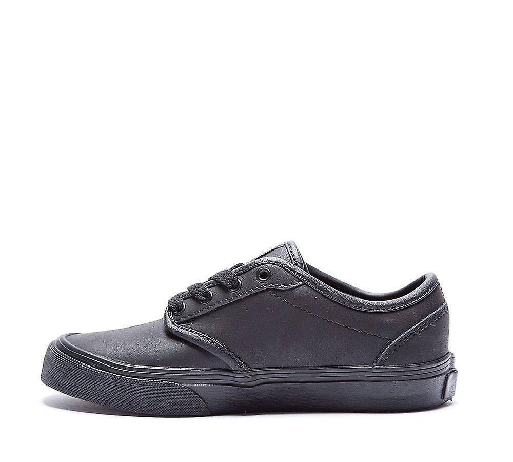 Bottes Vans Atwood (Leather) Vudtl3B Youth Blk/Blk Shoes