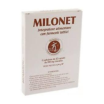 Milonet 12 kapselia