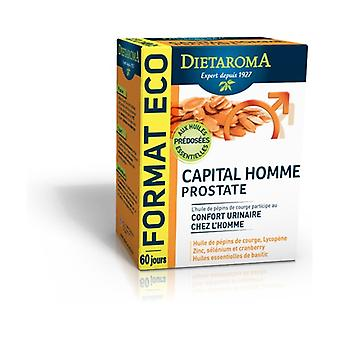 Capital Homme Prostate 120 capsules