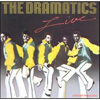 Dramatics - Live [CD] USA import