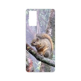Hull For Samsung Galaxy S20 Flexible Squirrel