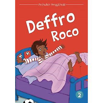 Cyfres Archwilior Amgylchedd Deffro Roco by Hopwood & MereridJones & Tudur Dylan