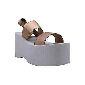 Madden Girl Womens keely Open Toe Bridal Slide Sandals