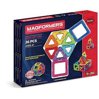 Magformers 26 Piece Set