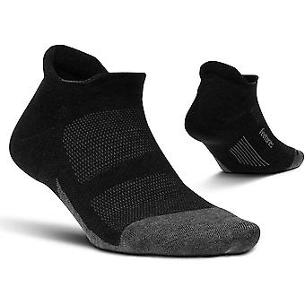 Feetures Unisex Merino 10  Cushion Running Sock - No Show Tab