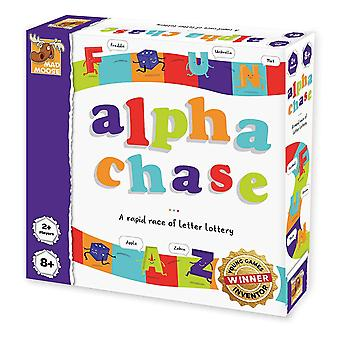 Alpha Chase Board Game