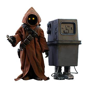 Official Star Wars Jawa and EG-6 Power Droid 1:6 Scale Figure