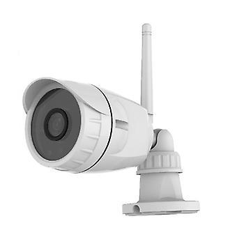 Cameră de supraveghere în aer liber IP66 Alb
