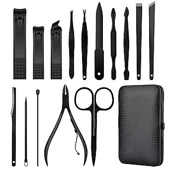 Manicure and Pedicure Sets - 15 Tools