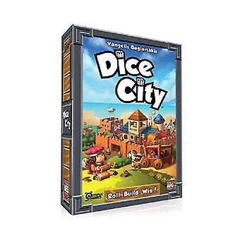 Desková hra Kostky City