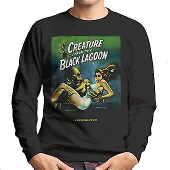 The Creature From The Black Lagoon Carrying Kay Men's Sweatshirt
