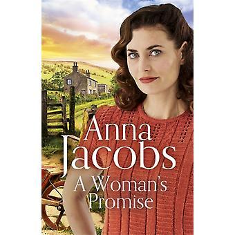 A Womans Promise-kirjoittanut Jacobs & Anna