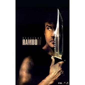 Rambo-Film-Poster (11 x 17)