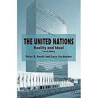 Yhdistyneet Kansakunnat: Todellisuus ja ihanne