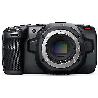 Blackmagic design tasku elokuva kamera 6k ef linssi kiinnitys