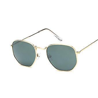 Brand Designer Zrcadlo Retro sluneční brýle Luxusní Vintage Sluneční brýle