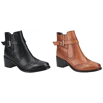 Hush Puppies Donna/Ladies Rayleigh Stivaletti in pelle