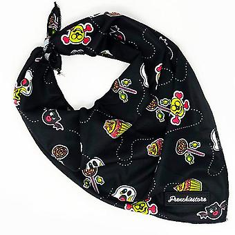 Frenchiestore Dog Cooling Bandana | Sweet Ghost