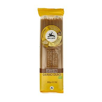 Whole Durum Wheat Spaghetti 500 g