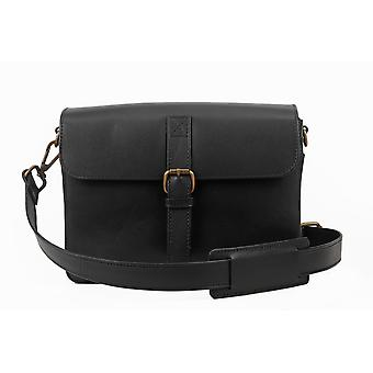 The bourke camera leather lens case