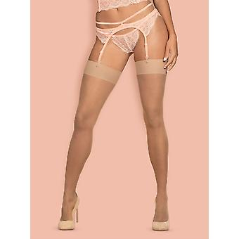 S800 Stockings nude Size: S/M