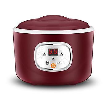 Elektrische automatische Joghurt Maker Thermostatic Küchenwerkzeuge Natto Edelstahl