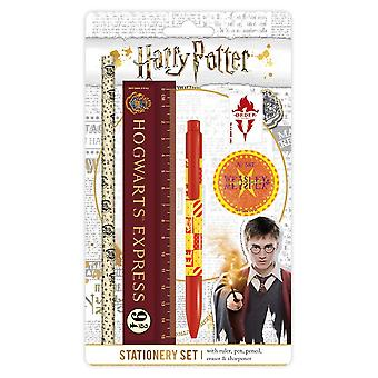 Harry Potter First Year Stationery Set (Pack of 5)